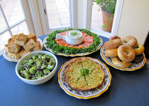 Yom Kippur Foods Dishes Drinks Images Wallpapers