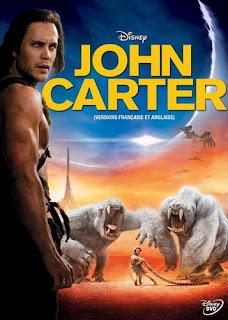 John Carter Entre dois Mundos