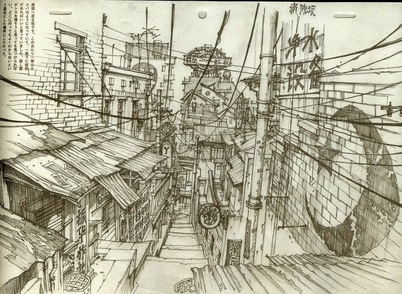 08-Teikoku-Shounen-Architectural-Drawings-in-Color-and-Black-and-White-www-designstack-co