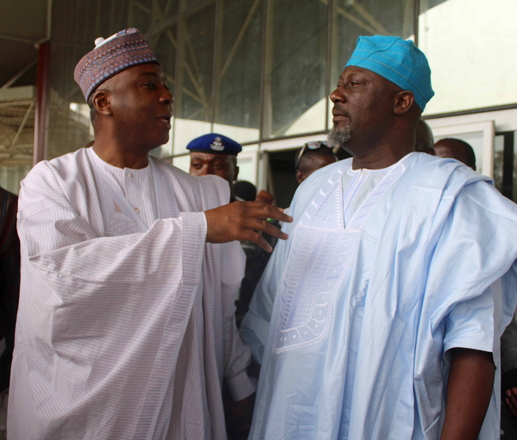 pdp vote confidence saraki