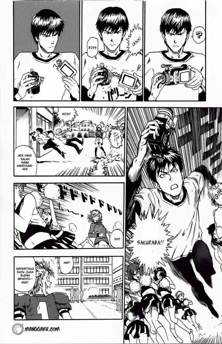 Komik eyeshield 21 006 - mencengkram lapangan 7 Indonesia eyeshield 21 006 - mencengkram lapangan Terbaru 6 Baca Manga Komik Indonesia 