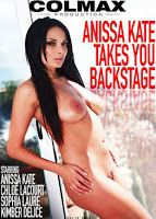 Anissa Kate Takes You Backstage