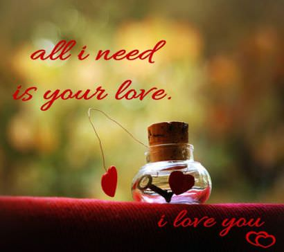 all-i-need-is-love