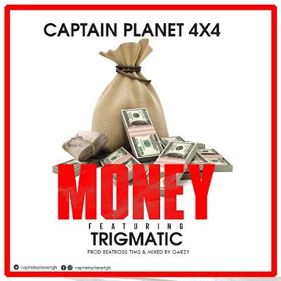 Captain Planet – Money (Feat. Trigmatic)