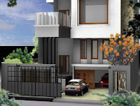 Gambar Model Rumah Minimalis untuk Rumah Baru atau Renovasi 3