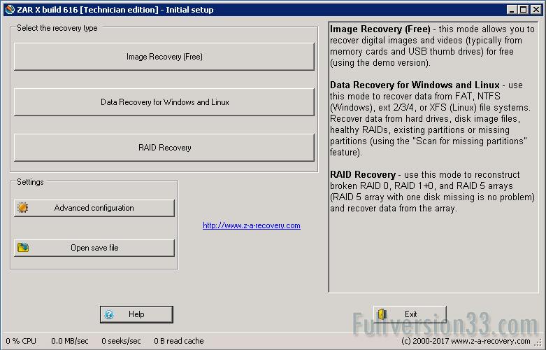 Zero Umption Recovery Technician Edition Fullversion Com