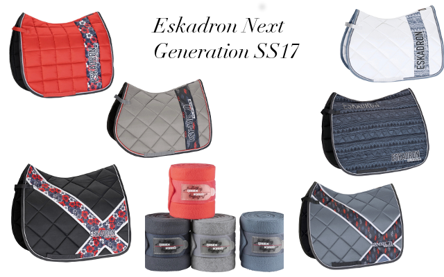 Trends to watch out for: Eskadron Next Generation collection