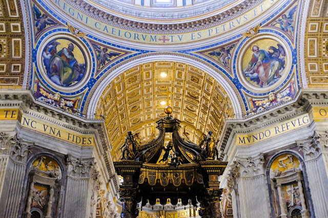 Saint peters basilica vatican city