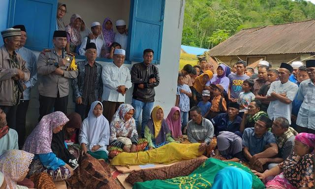 Korban Tewas Banjir Bandang Madina 11 Murid Madrasah, Ini Daftarnya…