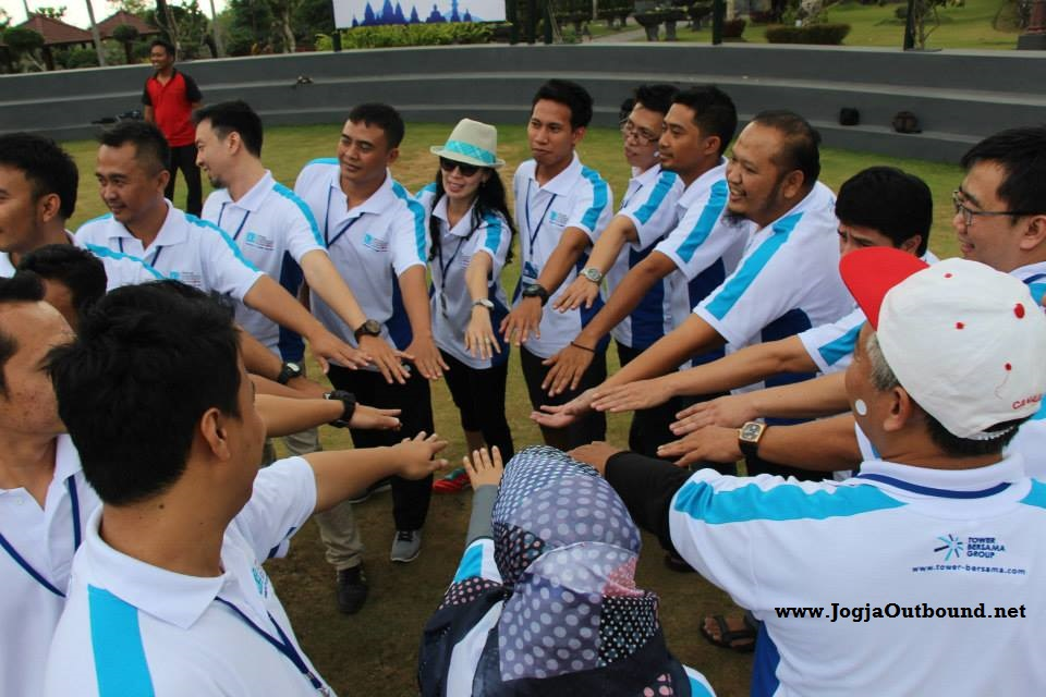 Jogja Outbound Team Building