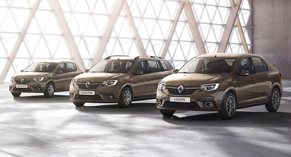 Dacia/Renault Logan y Sandero facelift (2017) 30