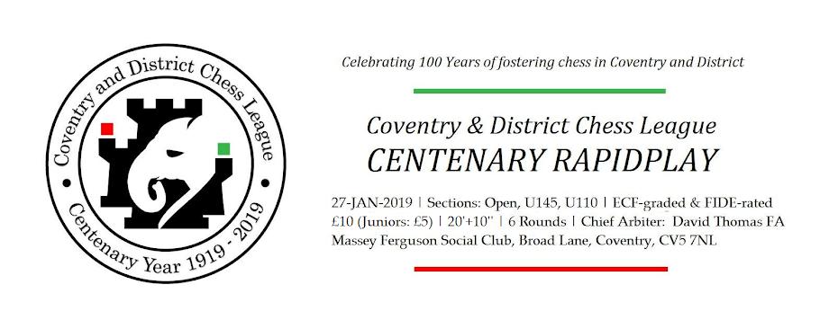 CDCL Centenary logo