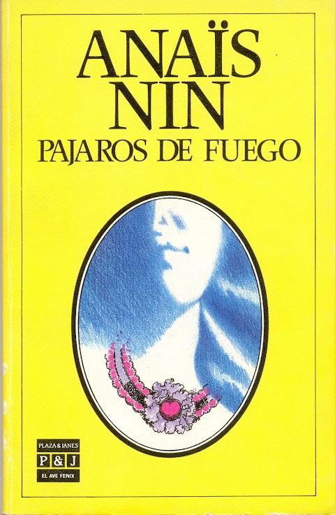 RELATO La mujer de las dunas   Anaïs Nin