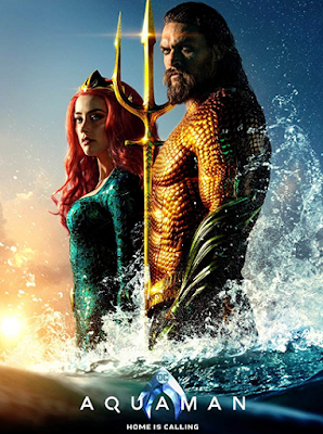 Aquaman [2018] [DVD R1] [Latino]