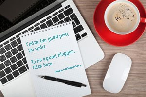 Be a guest blogger.