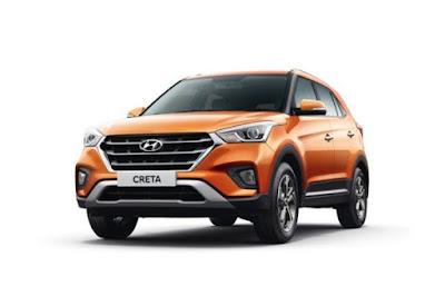 2018 Hyundai Creta Facelift Price