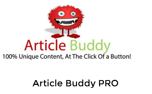 Download Article Buddy PRO