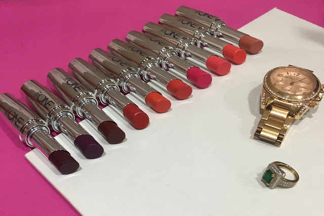 Oriflame The One Colour Obsession Lipsticks Swatches & Review