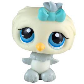 Littlest Pet Shop Collectible Pets Owl (#404) Pet