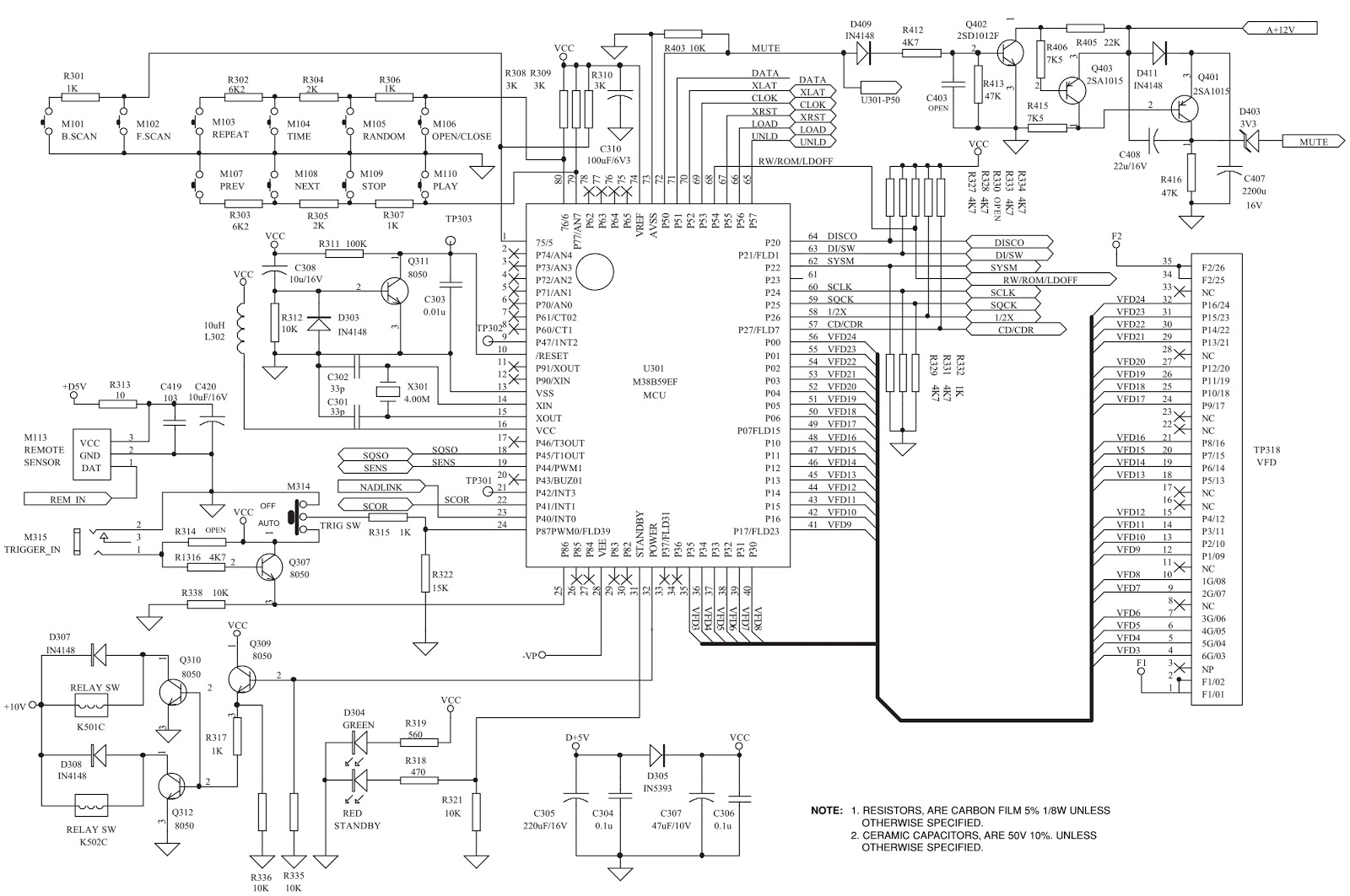 Thermodisc 59t Wiring Diagram Warn Winch M8000 Thermal Disc Ezgo Textron