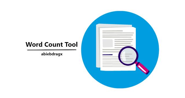 Cara membuat word count tool di blog sendiri, cara ini berhasil dilakukan pada Blogspot, untuk platform blog lain belum bisa saya pastikan. Mari baca ulasannya. abiebdragx