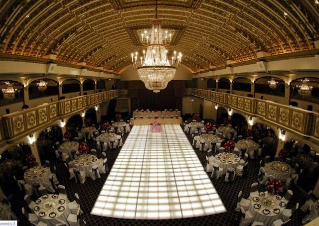 Best Wedding Venues Chicago Millennium Knickerbocker Hotel