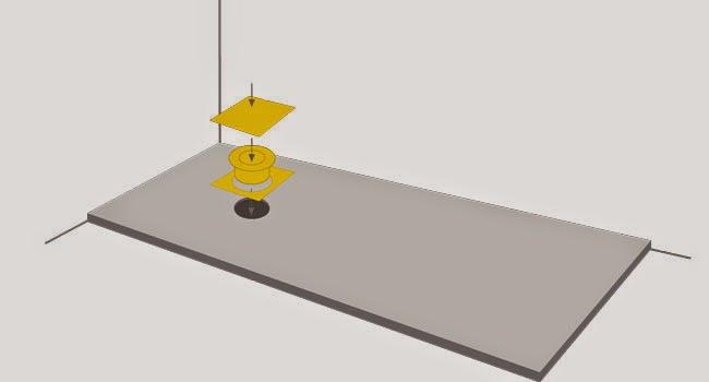 El blog del ba o 4 pasos para instalar tu plato de ducha - Como colocar un plato de ducha de resina ...