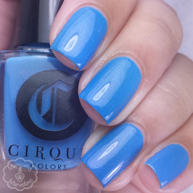 Cirque Colors - Big Sur