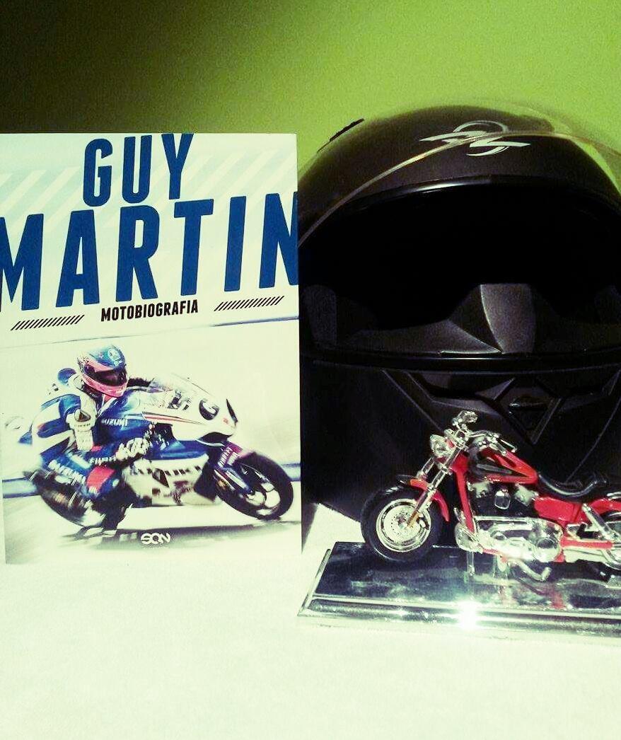 """""""To tylko wyścigi motocyklowe..."""" – Guy Martin """"Motobiografia"""""""
