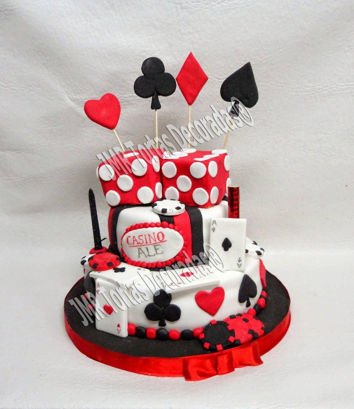 Casino Torte