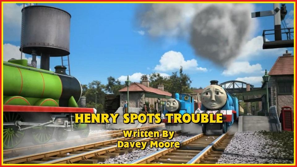 Ffarquhar Branch Line Studios Reviews: Series 19: Henry Spots Trouble