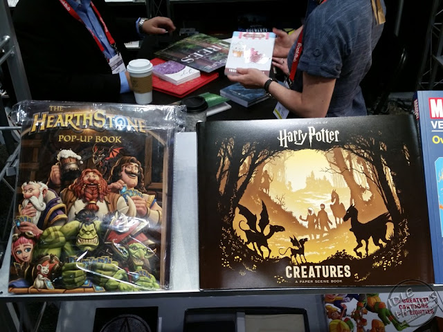 BEA 2018 Insight Editions Upcoming Book Releases Hearthstone and Harry Potter