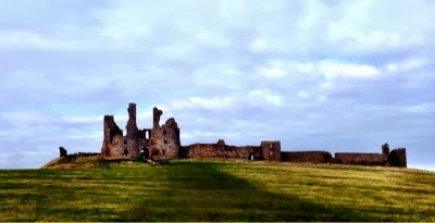 English Heritage Dunstanburgh Castle