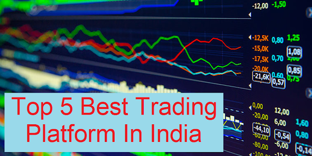 Top 5 Best Forex Trading Platform in India