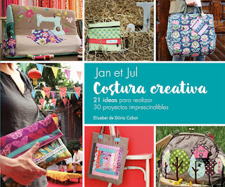 El 3er libro de Jan et Jul: COSTURA CREATIVA