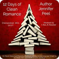 Day 1 of 12 Days of Clean Romance / Giveaway