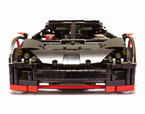 incredible lego technic book. Black Bedroom Furniture Sets. Home Design Ideas