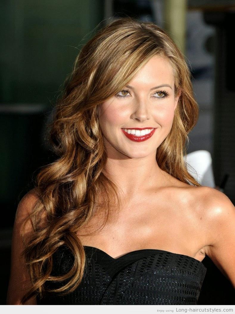 Hairstyles for long hair women pinterest : Hair Fashion ...