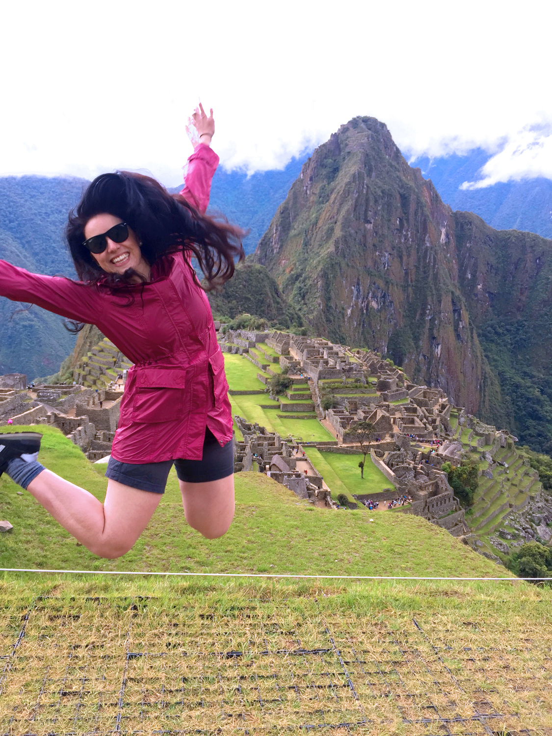Travel Bucket List - Emma Louise Layla at Machu Picchu - lifestyle & travel blog