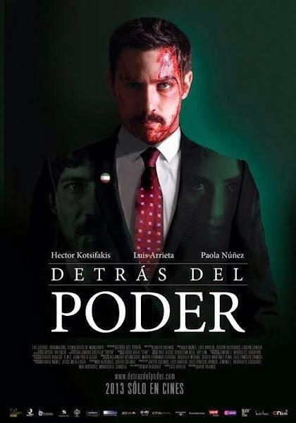 Detrás del Poder (2013) DVDRip Latino