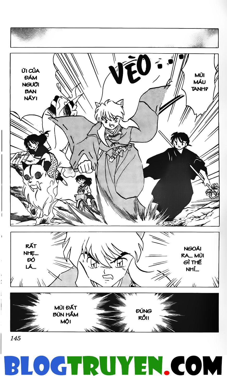 Inuyasha vol 24.8 trang 16