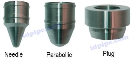 jenis globe valve dari disk nya