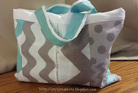 http://joysjotsshots.blogspot.com/2016/05/simple-gift-bag-for-baby-quilt.html
