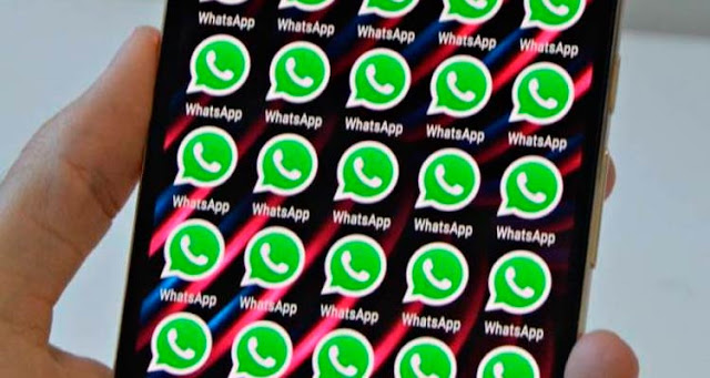 Em comparação com o seu principal rival, o Telegram, o WhatsApp ganha de lavada – Reprodução
