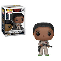 Pop! Television: Stranger Things Ghostbuster Lucas