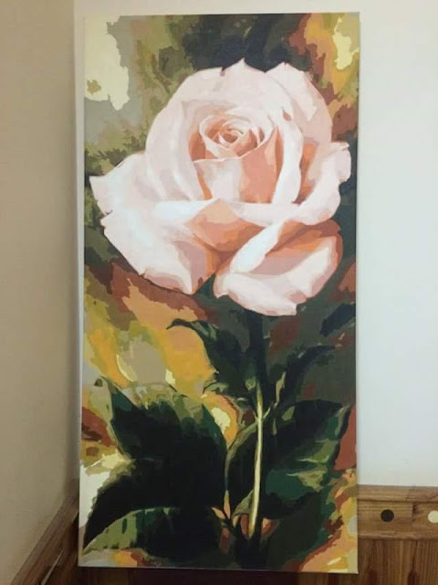 Tranh son dau so hoa o Quan Hoa