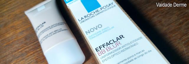 La Roche-Posay Effaclar BB Blur Uniformizador Antiolesidade