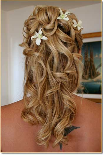 Wondrous Wedding Hairstyles Half Up Half Down Part 1 Wedding Hair Styles Short Hairstyles For Black Women Fulllsitofus