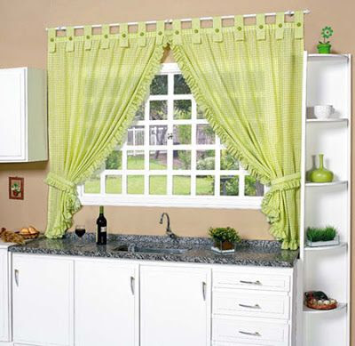 +40 modern kitchen curtain design ideas 2019