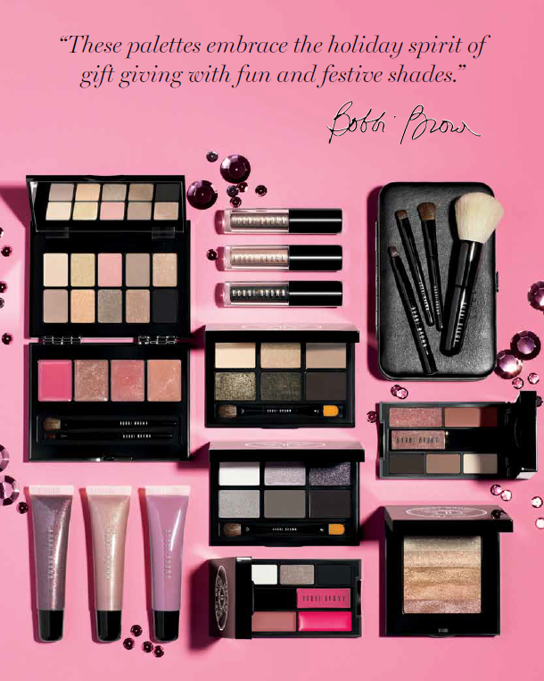 Bobbi Brown Holiday Gifts 2012: Holiday Palettes and ...